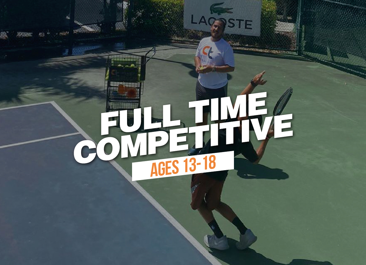 FULL-TIME PROGRAM_Competitive